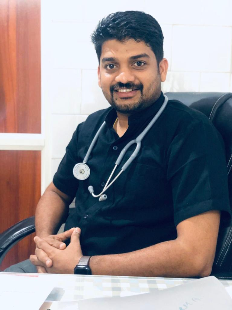 Dr. Vishnu, BAMS(Ayurveda), MD - Physician
