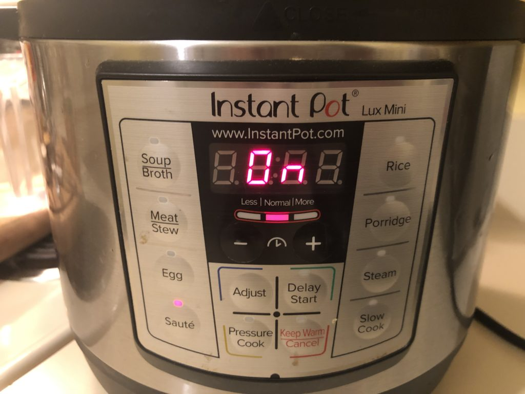 Khichari - Instant pot