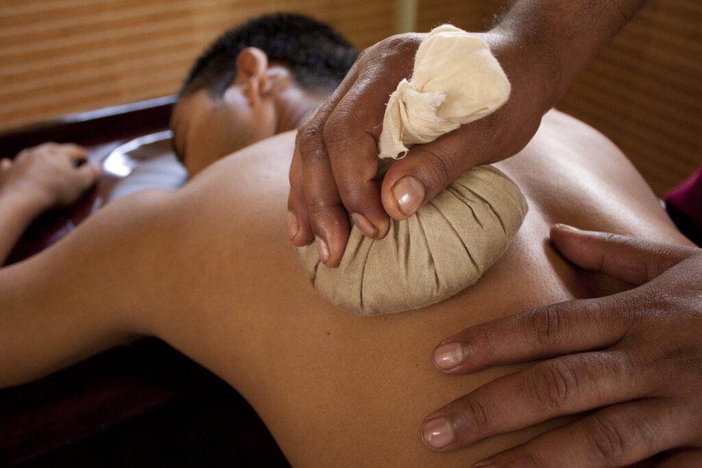 Sivananda Massage