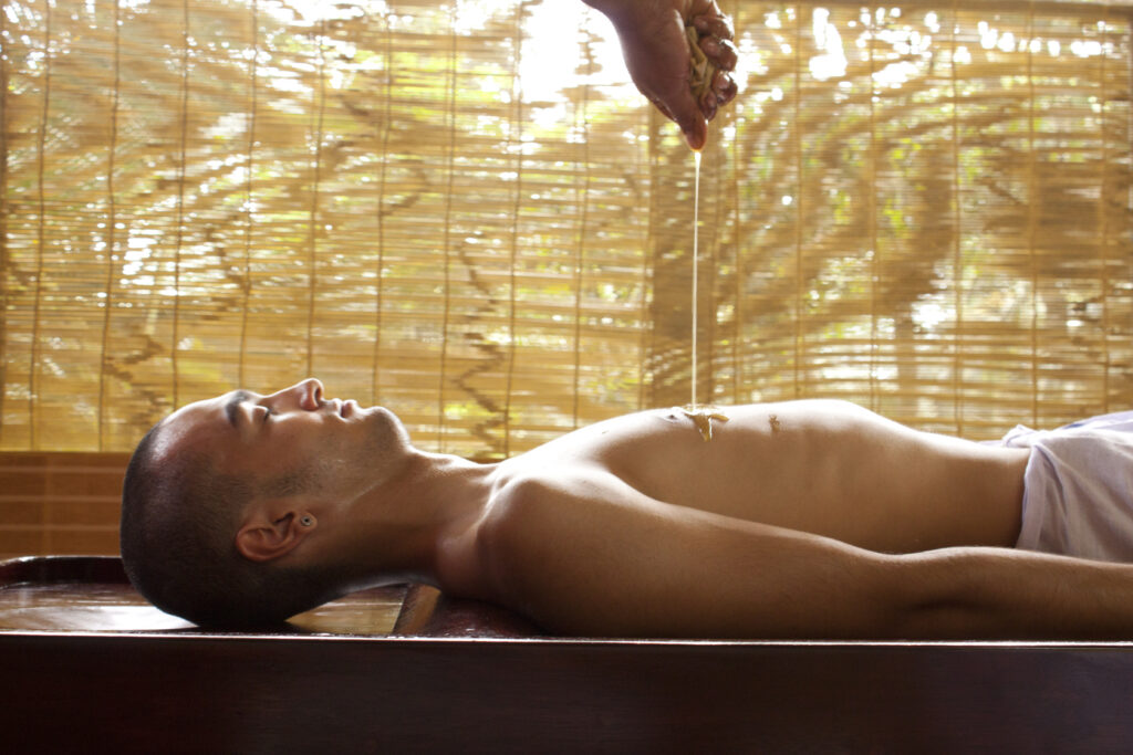 Sivananda Oil Massage
